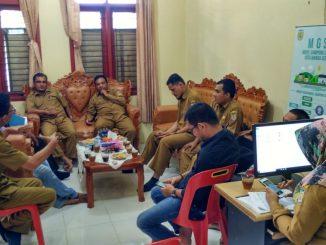 Rapat Tim Pendampingan Penyusunan RKPG TA 2019