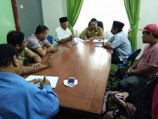rapat lanjutan pembangunan lahan zikir gampong ulee lheue
